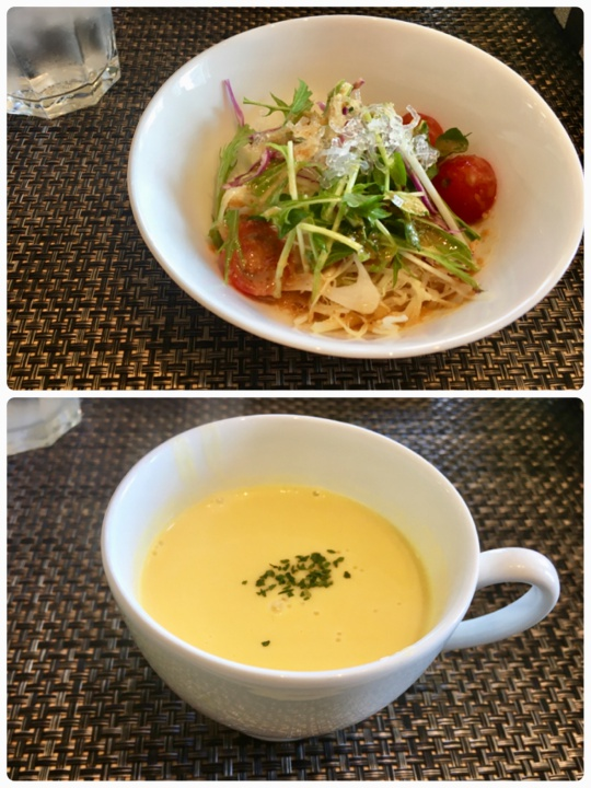 JUN サラダ・スープ